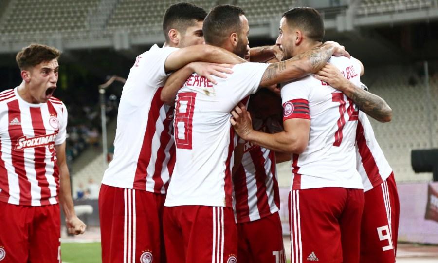 LIVE: Παναθηναϊκός-Ολυμπιακός 0-1
