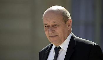 Γάλλος ΥΠΕΞ: Δεν είναι το υπ' αριθμόν ένα ζήτημα μια συνάντηση Τραμπ - Ροχανί