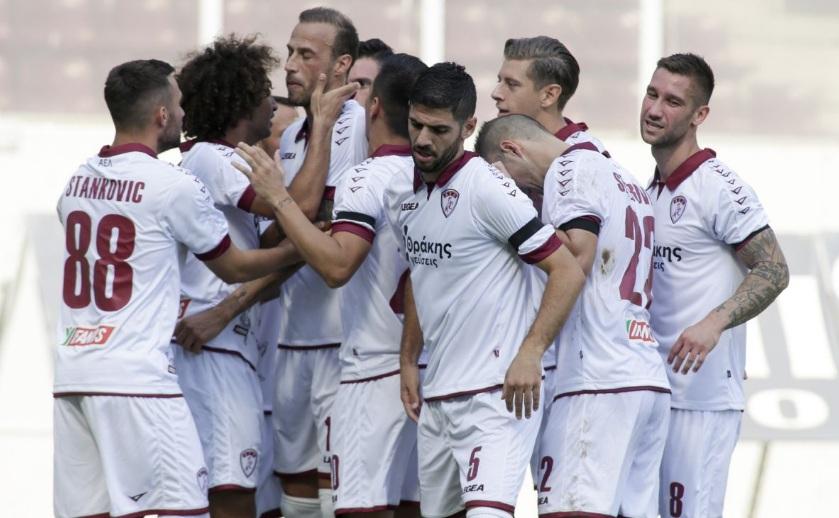 Εννέα χρόνια μετά η ΑΕΛ νίκησε την Ξάνθη 3-0