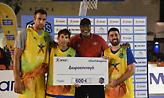 GalisBasketball 3on3: Η ομάδα του Γλυνιαδάκη νικήτρια στους αγώνες 3on3 των VIP! (pics)