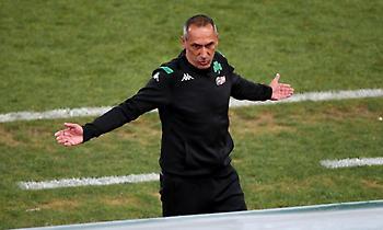 Παγκάκης: «Οι παίκτες χειροκρότησαν τον Δώνη»