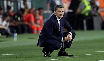 «Χάνει την εμπιστοσύνη των ποδοσφαιριστών του ο Βαλβέρδε»