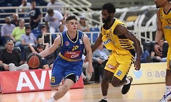 Χάνει την πρεμιέρα της Basket League ο Καράμπελας