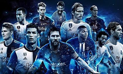 FIFA Best: Η καλύτερη ενδεκάδα του 2019!