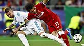 Οι περίεργες ψήφοι για τον κορυφαίοι της FIFA: Ο Ράμος ψήφισε Σαλάχ
