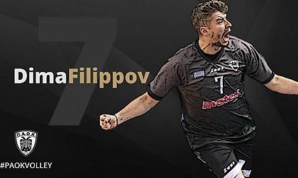 Φιλίποφ: «Όταν παίζεις στον ΠΑΟΚ οι στόχοι είναι πάντα υψηλοί»