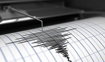 Σεισμός 5 Ρίχτερ νότια του Ηρακλείου