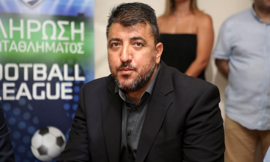 Λεουτσάκος στον ΣΠΟΡ FM: «Πρόεδροι σκέφτονται να παραδώσουν δελτία - Ας μην έκαναν την αναδιάρθρωση»