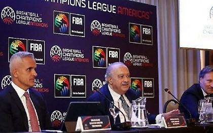 Το Basketball Champions League πάει... Αμερική