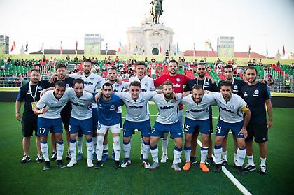 Το πρόγραμμα της Ελλάδας στο Μουντιάλ Μίνι Ποδοσφαίρου!