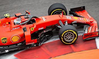 Αφεντικό η Ferrari στην FP3