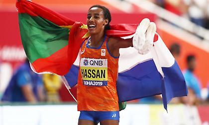 Πιο γρήγορη η Χασάν στο δεκάρι