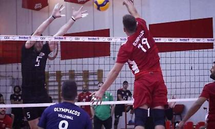Δεύτερη νίκη Ολυμπιακού επί Ντιναμό Βουκουρεστίου
