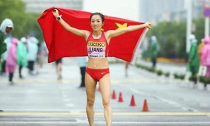 Κινέζικη κυριαρχία στα 50 χλμ γυναικών, 14η η Μακρή