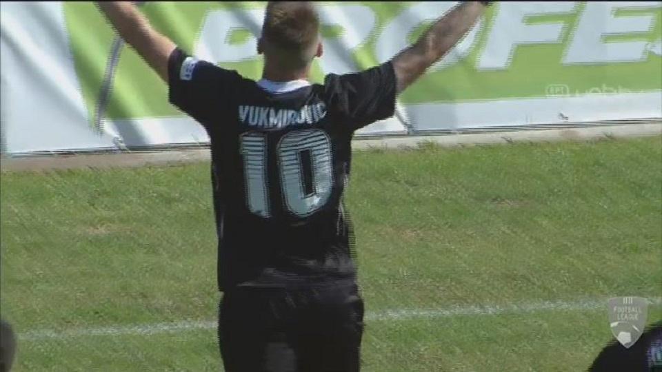 Το πρώτο γκολ της φετινής Football League πέτυχε η Καλαμάτα!  (video)