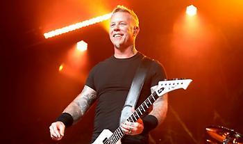 Metallica: Σε κλινική αποτοξίνωσης ξανά ο Τζέιμς Χέτφιλντ