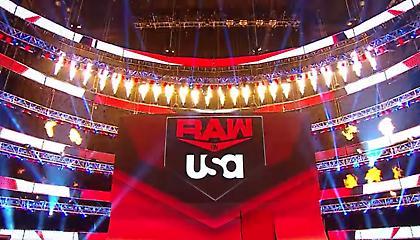 Οι αλλαγές στα σκηνικά του Raw και το νέο intro του WWE