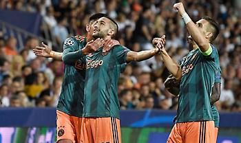Το καλύτερο ξεκίνημα στην ιστορία του στο Champions League ο Άγιαξ