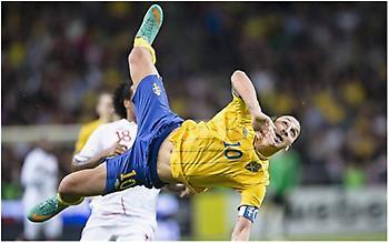 Έντεκα ποδοσφαιρικά «έργα τέχνης» δια… ποδός Ζλάταν!