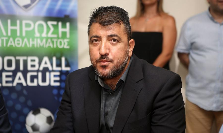 Λεουτσάκος: «Στο ποδόσφαιρο υπάρχουν περισσότερα που μας ενώνουν από αυτά που μας χωρίζουν»