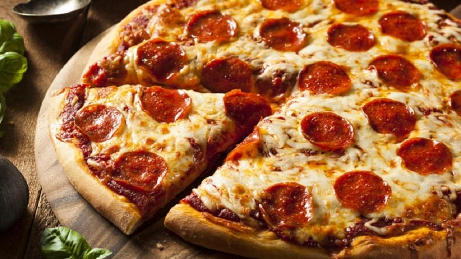 Πόση ώρα μπάλα πρέπει να παίξετε για να «κάψετε» μια πίτσα;