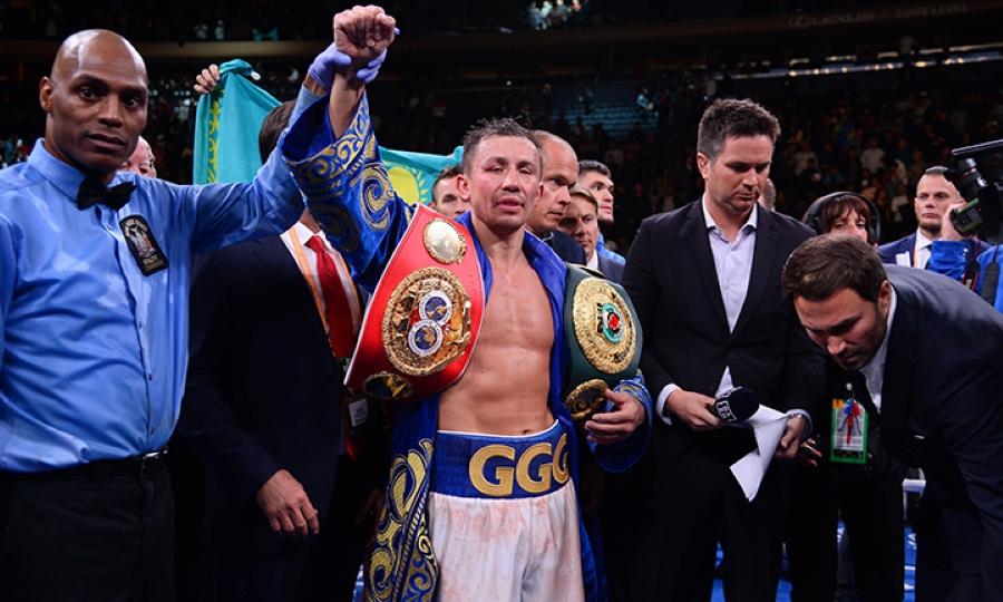 Πήρε τη ζώνη πάλι ο Γκολόβκιν – Άμεσα το rematch με τον Ντερεβγιατσένκο