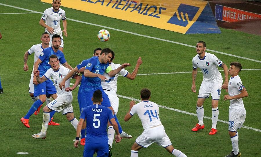 Στην τελική ευθεία τα προκριματικά του Ευρωπαϊκού Πρωταθλήματος