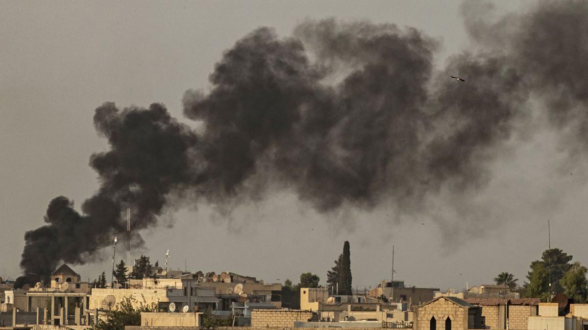 Τουρκία: Στους 174 οι νεκροί «τρομοκράτες» από την εισβολή στη Συρία