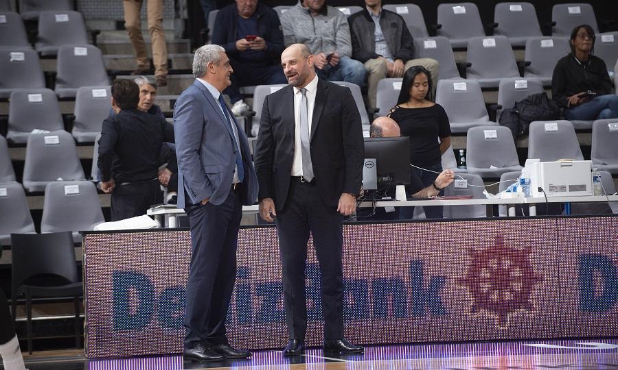 Μίτροβιτς: «Ούτε στα πιο τρελά μας όνειρα δεν θα νικούσαμε τις δύο θρυλικές ελληνικές ομάδες»
