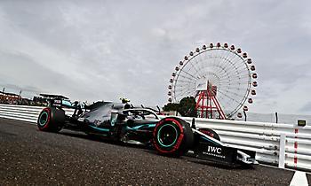 Ο τυφώνας «Χατζίμπις» οδηγεί προς ακύρωση το ιαπωνικό Grand Prix της Formula 1