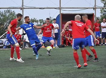 Η Χιλή στη θέση του Αζερμπαΐτζάν στο Μουντιάλ μίνι ποδοσφαίρου SOCCA World Cup 2019!