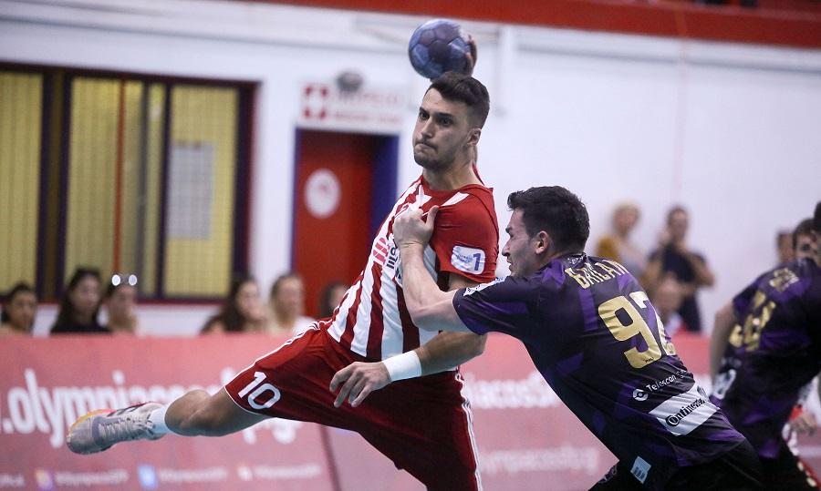 Επική πρόκριση πήρε στο EHF Cup ο Ολυμπιακός!