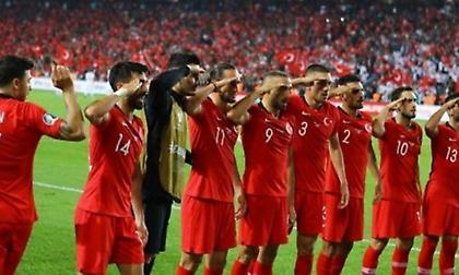 Σκέψεις τιμωρίας της Τουρκίας από την UEFA