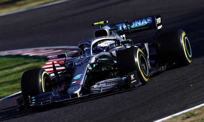 Ο Μπότας σάρωσε στην Ιαπωνία – Το «σήκωσε» και πάλι η Mercedes!
