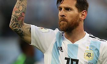 Τον Νοέμβριο η επιστροφή του Μέσι στην εθνική Αργεντινής
