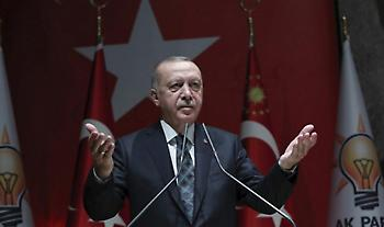 Ερντογάν: «Οι Σύροι Κούρδοι είναι αυτοί που μας υποστηρίζουν περισσότερο»!