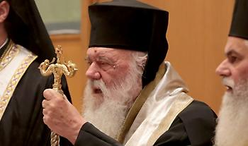 Ιερώνυμος προς νέο μητροπολίτη Καλαβρύτων: Όχι σε διενέξεις και απολυτότητες