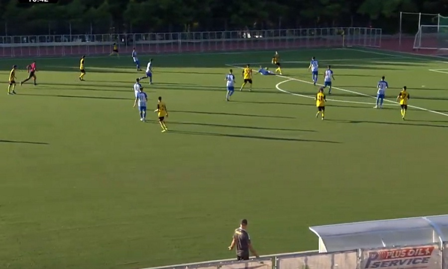 Live Streaming: AEK-Ατρόμητος Αθηνών (K17)