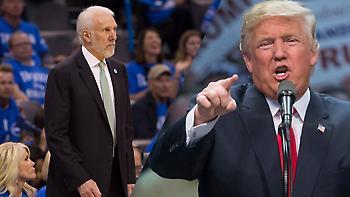 Πόποβιτς: «Φάνηκε ανίκανος και δειλός ο Τραμπ»