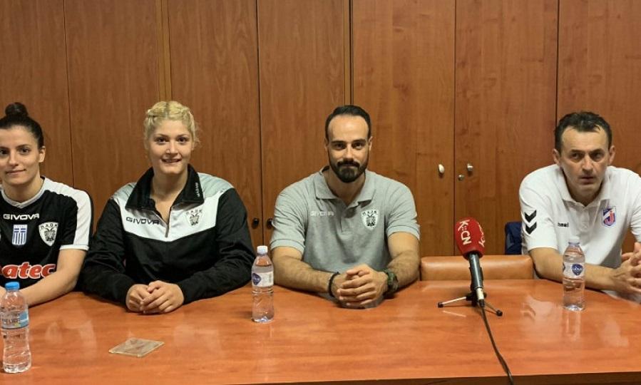 Πελεκίδης: «Θα τα δώσουμε όλα για την πρόκριση στην Σερβία»