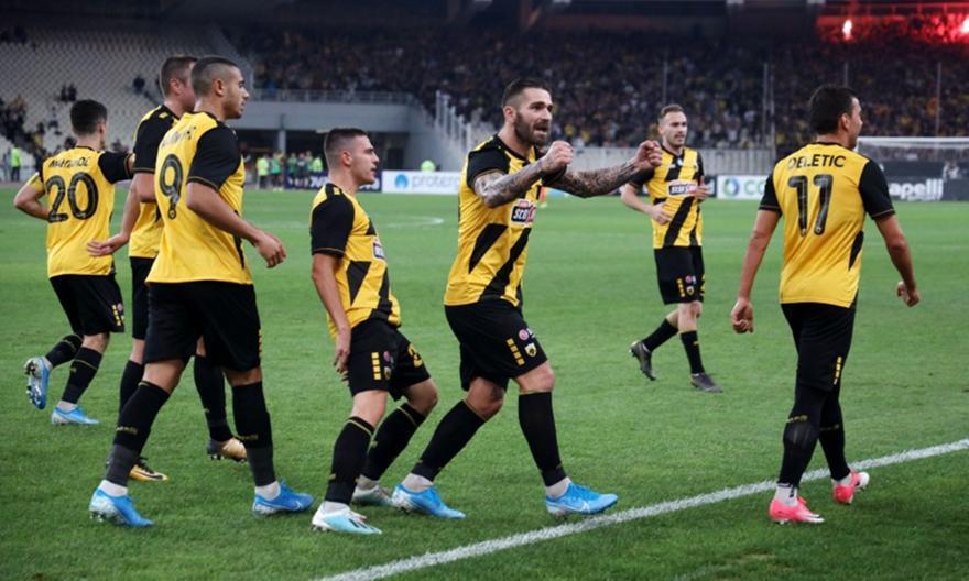 Τσακίρης: «Κρίσιμη η προσεχής τετράδα αγώνων της ΑΕΚ»
