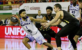 Tα highlights της πρώτης νίκης της Λάρισας στην Basket League (video)