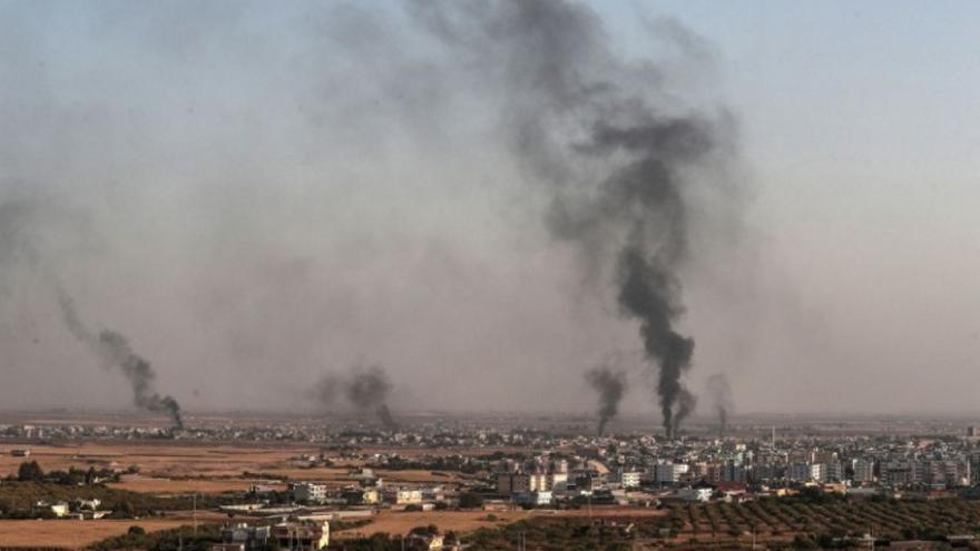 Αποχωρούν Αμερικανοί διπλωμάτες από Συρία- Δυνάμεις του Άσαντ σε Αΐν Ίσα και Τάμπκα