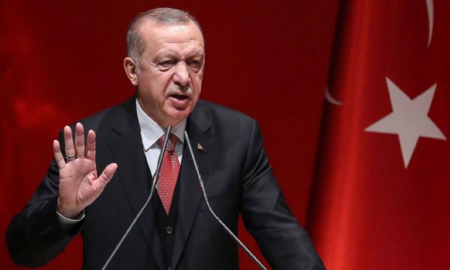 Ερντογάν: Η Τουρκία δεν θα υποχωρήσει από τη στρατιωτική επιχείρησή της στη Συρία