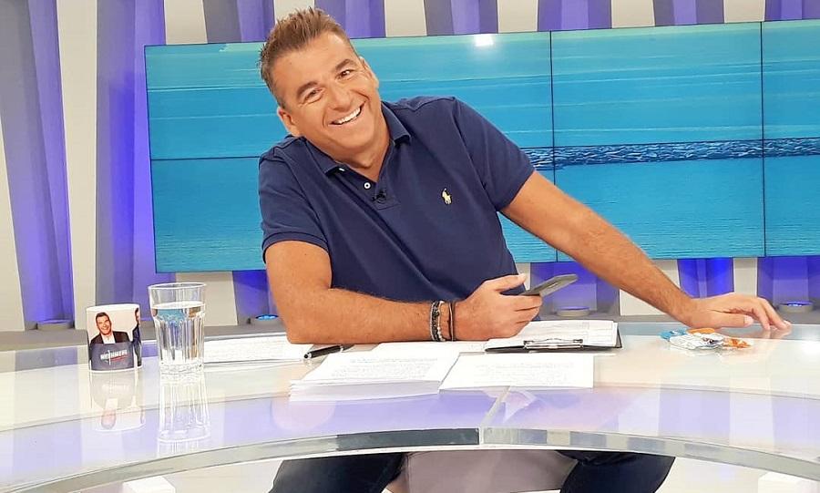Γιώργος Λιάγκας: «Προξένεψε» συνεργάτιδά του σε γνωστό ηθοποιό! (video)