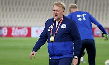 Προσινέτσκι: «Ποιοτική ομάδα η Ελλάδα, το έδειξε και στο ματς με την Ιταλία»