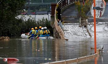 Ιαπωνία: Τουλάχιστον 58 νεκροί από τον τυφώνα Χαγκίμπις