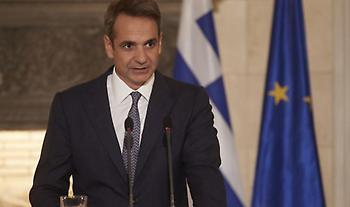 Μητσοτάκης: Η Ευρώπη θα κλιμακώσει τις κυρώσεις κατά της Τουρκίας