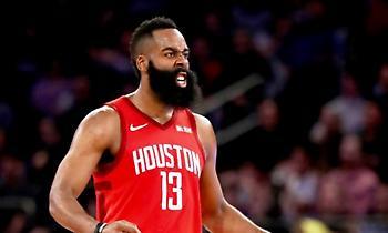 Χάρντεν για τις σχέσεις Κίνας-NBA: «Δεν ανακατεύομαι…»