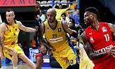 Basketball Champions League: Δύσκολο έργο για το Περιστέρι στην ευρωπαϊκή του επιστροφή!